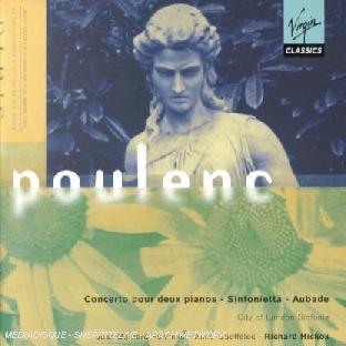 Concerto Pour Deux Pianos;Sinfonietta,aubade