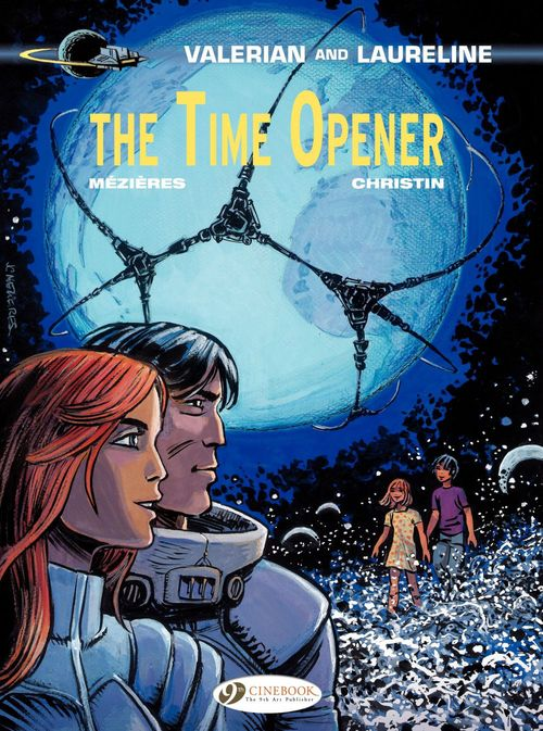 Valerian t.21 ; the time opener