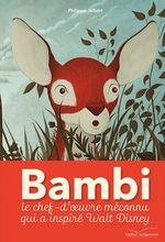 Vente EBooks : Bambi, une vie dans les bois  - Philippe Jalbert