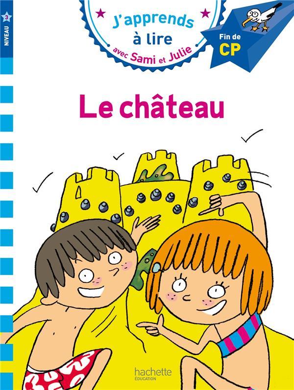 j'apprends à lire avec Sami et Julie ; le château ; niveau 3