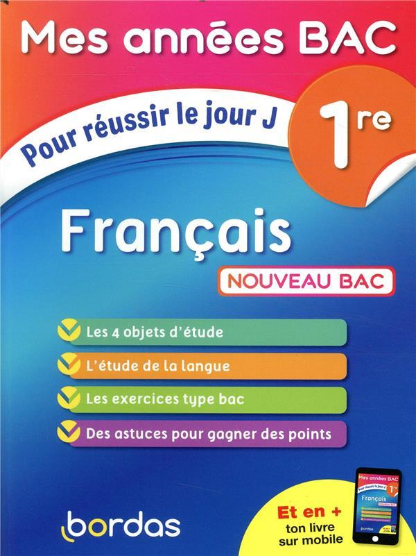 1re ; français (édition 2019)