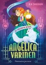 Vente EBooks : Angelica Varinen (Enquête N°1) - Le voleur de bijoux  - N.M. Zimmermann