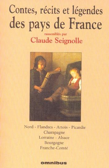 Contes, recits et legendes tome 2 nord - vol02