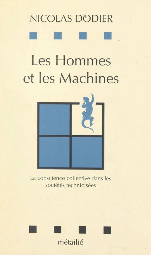 Les hommes et les machines