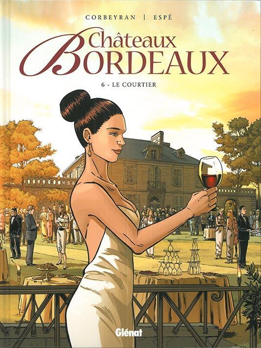 CHATEAUX BORDEAUX - TOME 06 - LE COURTIER Esp
