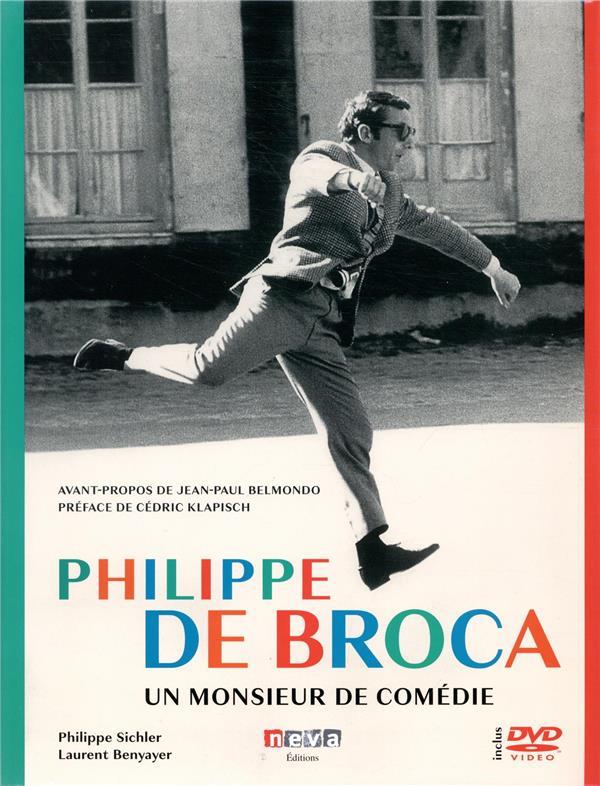 Philippe de Broca ; un monsieur de comédie