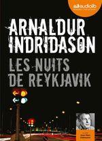Vente AudioBook : Les Nuits de Reykjavik  - Arnaldur Indridason