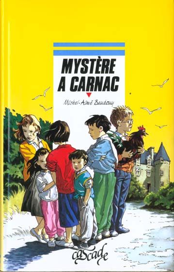 Mystere a carnac