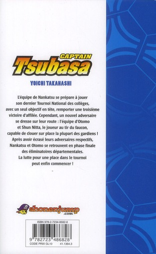 Captain Tsubasa t.14