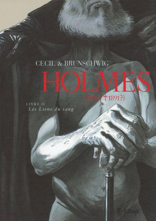 Holmes (Tome 2) - Les Liens du sang