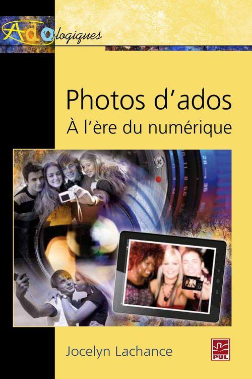 Photos d'ados a l'ere du numerique