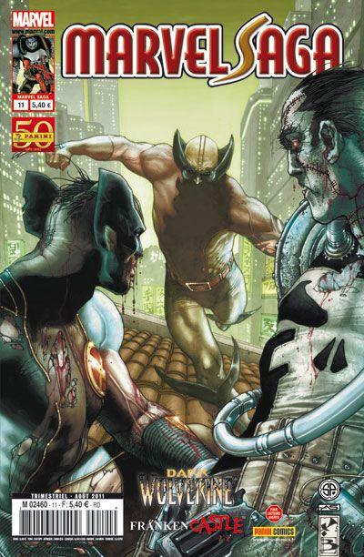 Marvel Saga T.11
