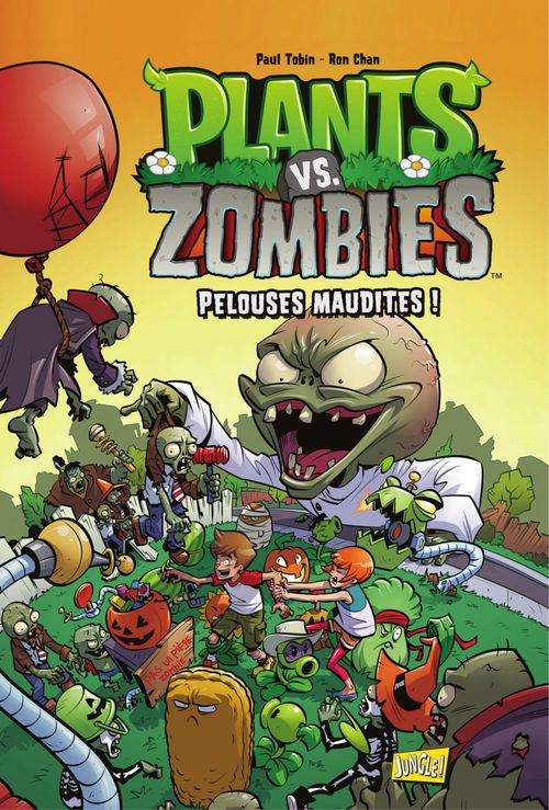 Plants vs Zombies - Tome 8