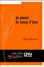 Vente Livre Numérique : Je puais le sang d'âne  - Hafez KHIYAVI