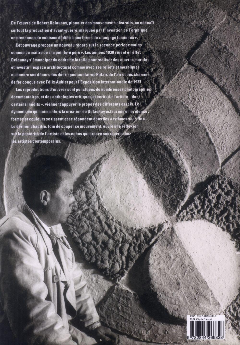 Robert Delaunay, rythmes sans fin