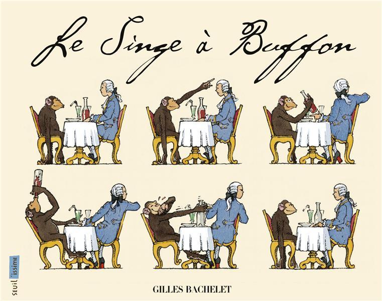 Le singe à Buffon