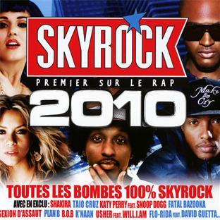 Skyrock 2010 : premier sur le rap
