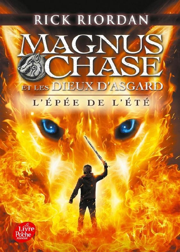 Magnus Chase et les dieux d'Asgard ; l'épée de l'été