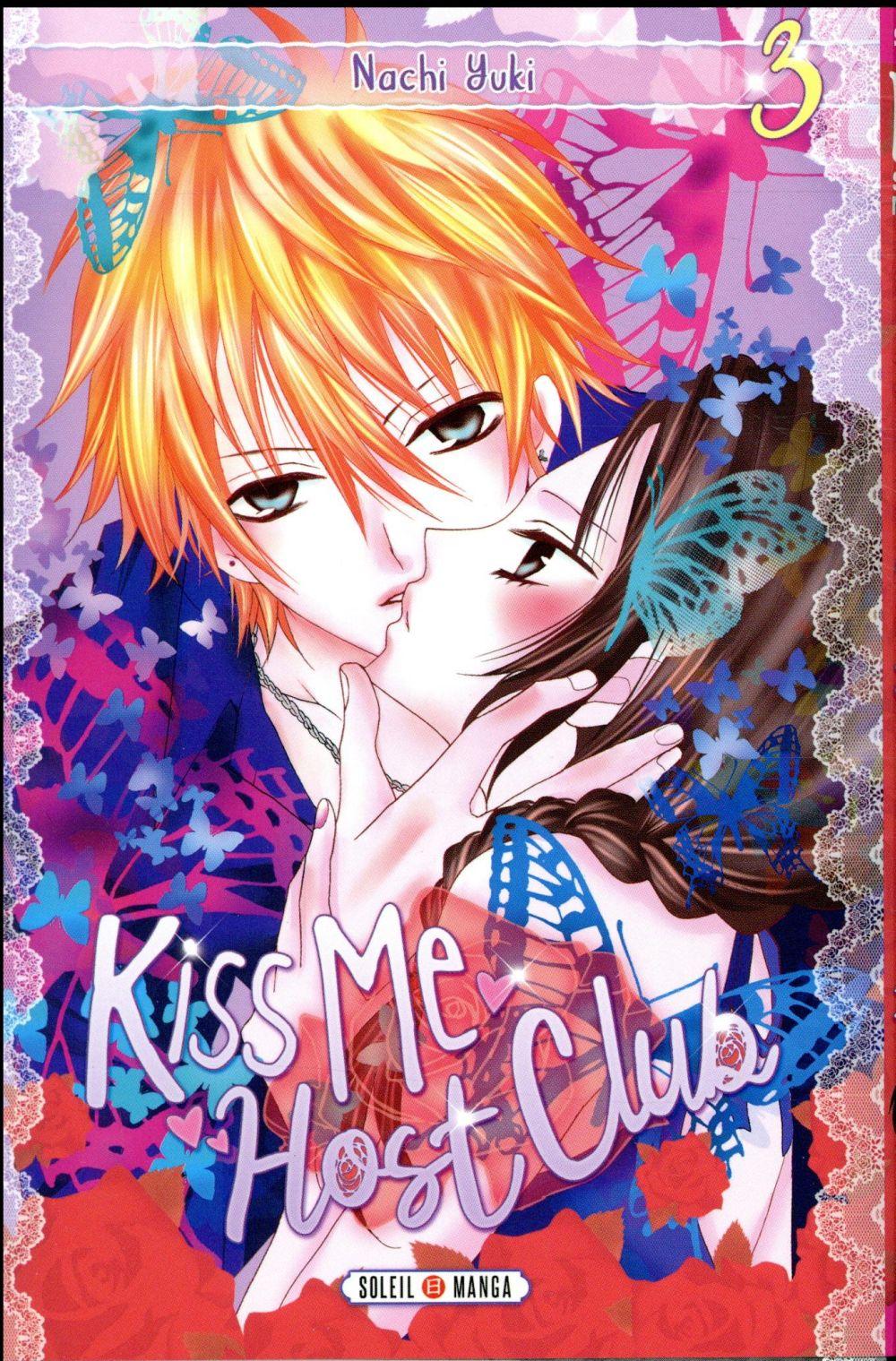 Kiss me host club T.3