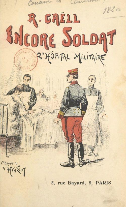 Encore soldat  - René Gaëll