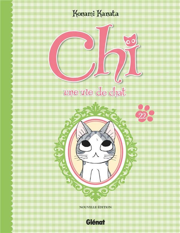 CHI  -  UNE VIE DE CHAT T.22