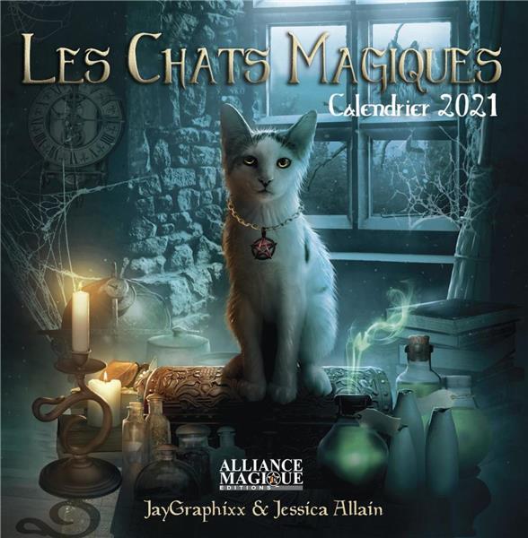 Calendrier des chats magiques (édition 2021)