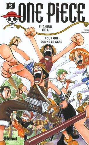 One Piece T.5 ; Pour Qui Sonne Le Glas