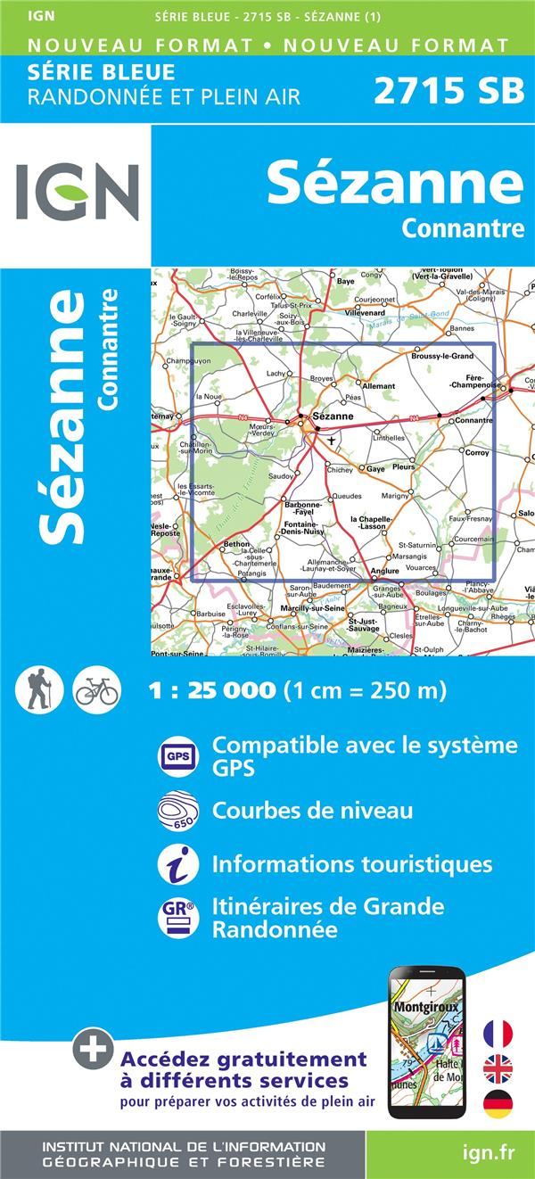2715SB ; Sézanne, Connantre