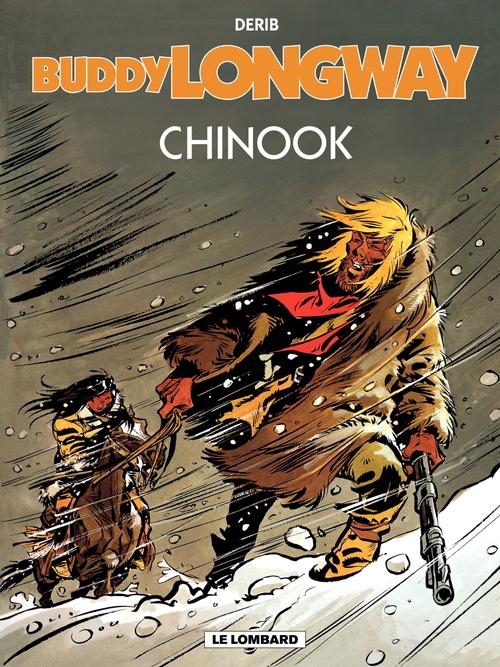 Buddy Longway - tome 1 - Chinook