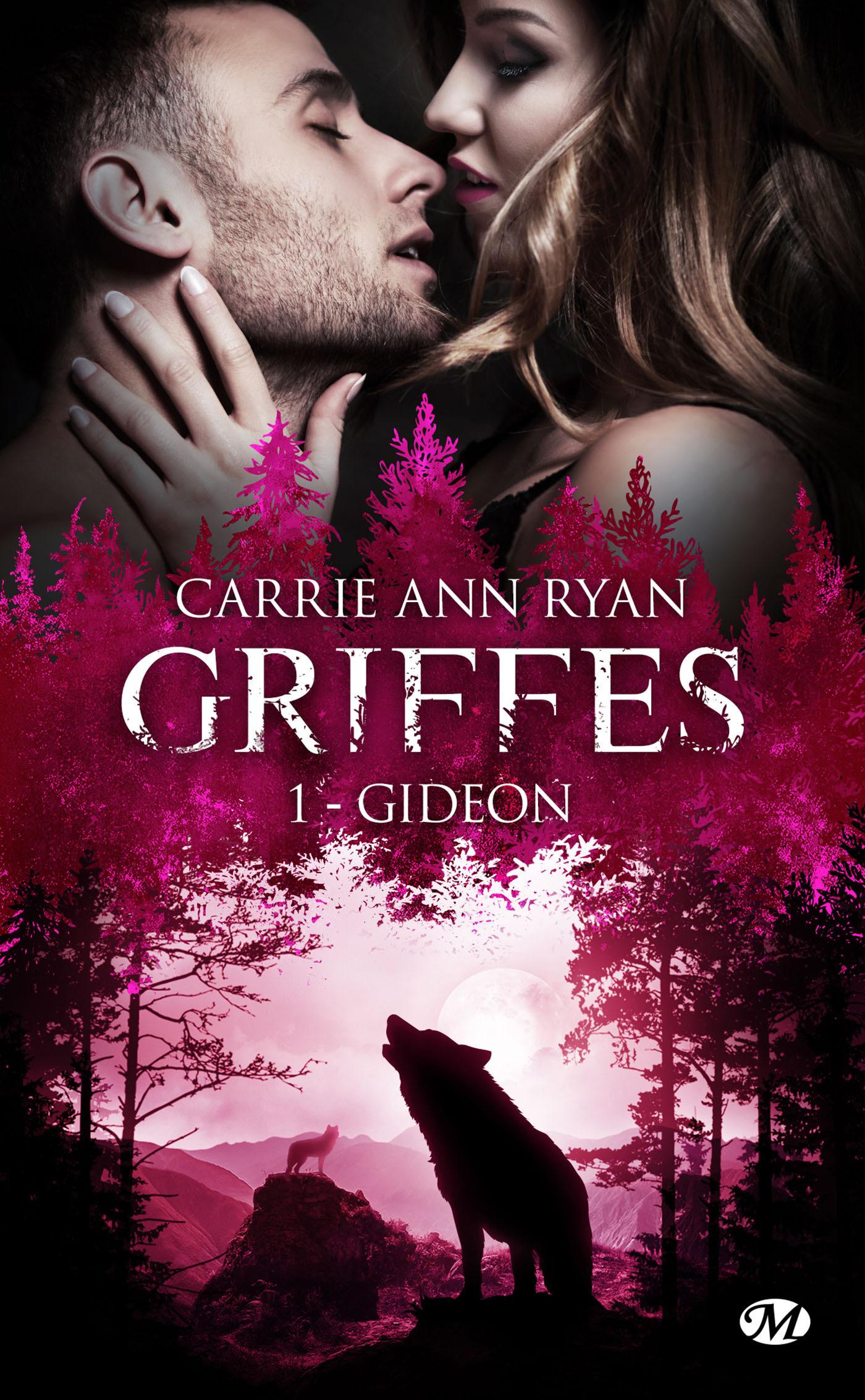 Gideon  - Carrie Ann Ryan