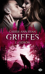 Gideon  - Carrie Ann Ryan - Carrie Ann Ryan
