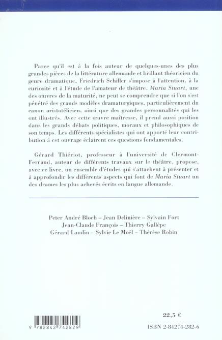 Maria Stuart, de Friedrich Schiller