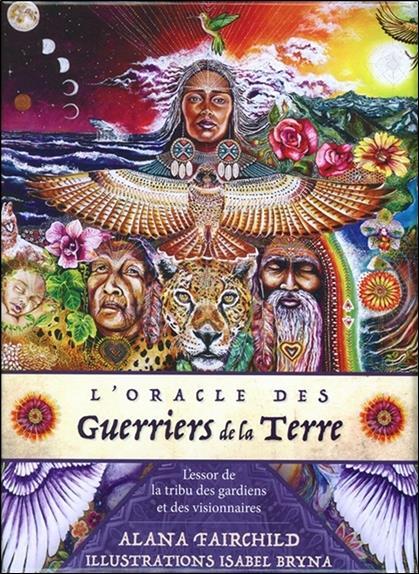 L'oracle des guerriers de la terre ; l'essor de  la tribu des gardiens  et des visionnaires