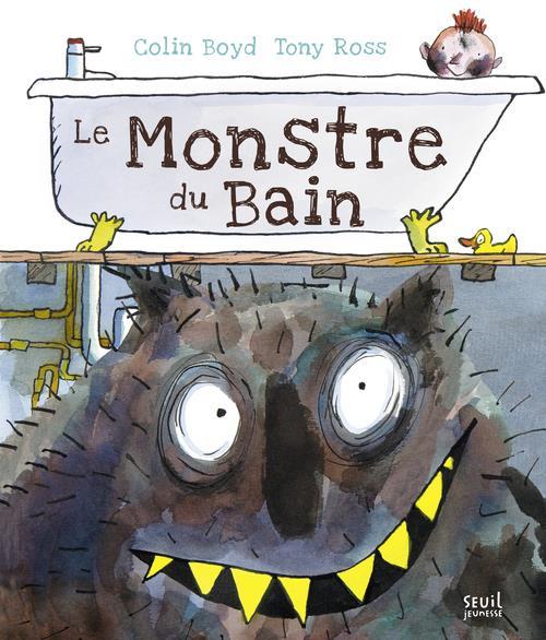 Le monstre du bain