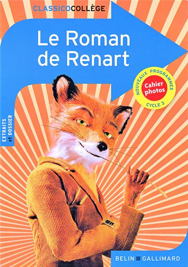 DURAND-ALIKER, PAULINE - LE ROMAN DE RENART