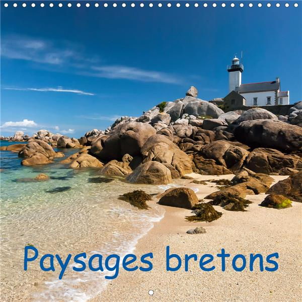 Paysages bretons (calendrier mural 2021 300 * 300 mm square)   la