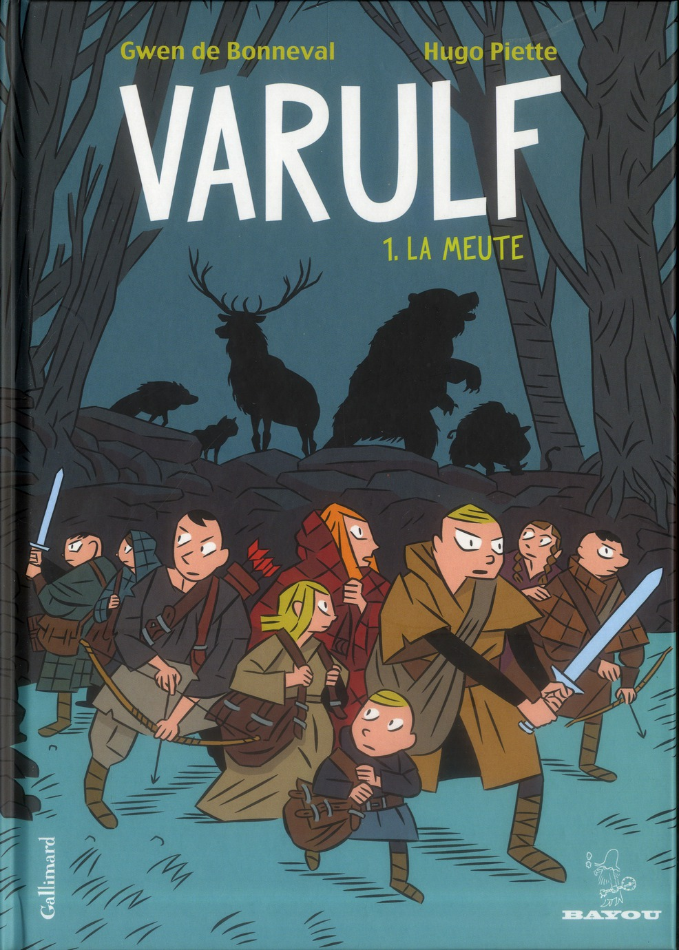 Varulf t.1 ; la meute