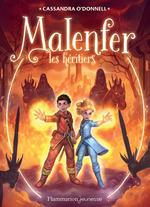 Vente Livre Numérique : Malenfer - Terres de magie (Tome 3) - Les héritiers  - Cassandra O'Donnell