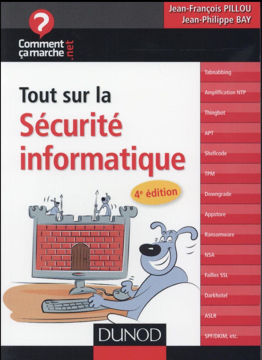 Tout sur la sécurité informatique (4e édition)