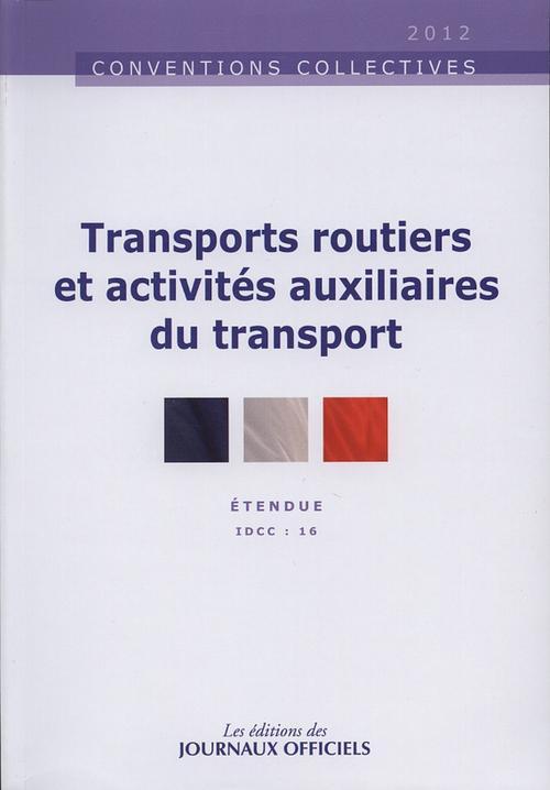 Transports Routiers Et Activites Auxiliaires Du Transport
