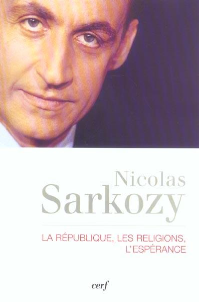 La république, les religions, l'espérance