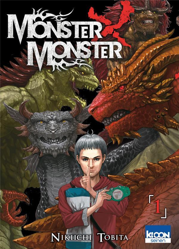 Monster X Monster T.1