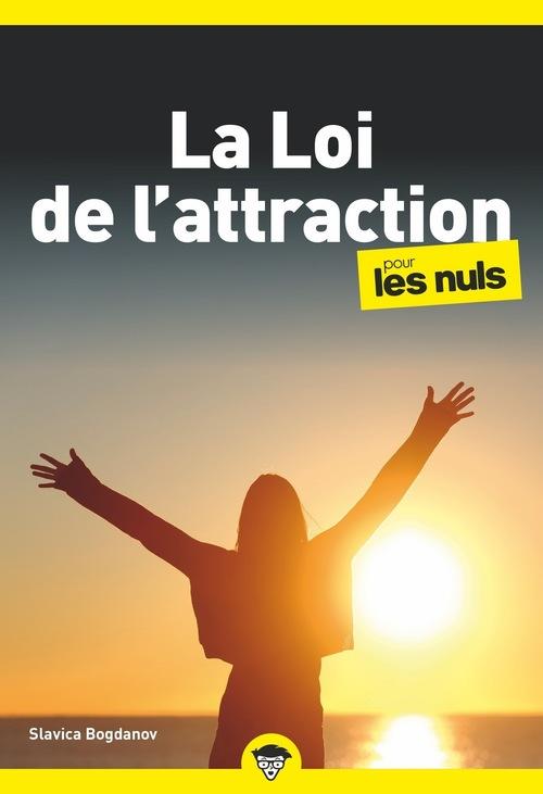 la loi de l'attraction poche pour les nuls (2e édition)