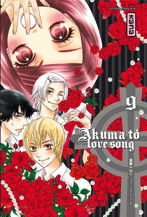 Akuma To Love Song T.9