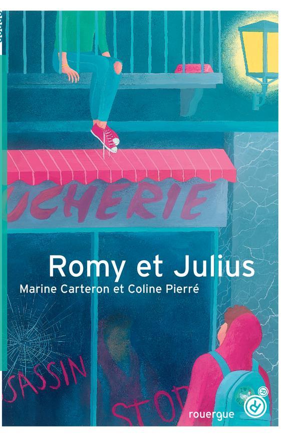 ROMY ET JULIUS CARTERON, MARINE