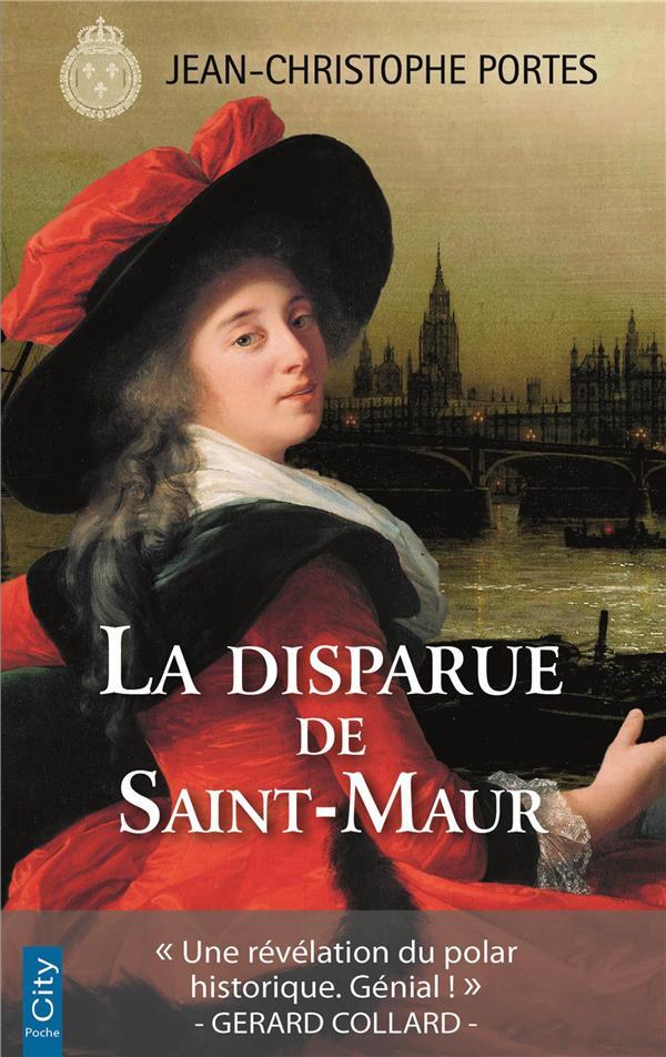 La disparue de Saint-Maur t.3