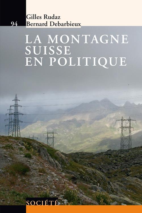 La montagne suisse en politique