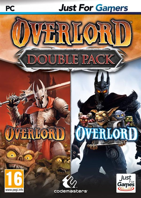 coffret overlord (overlord 1, overlord 2)