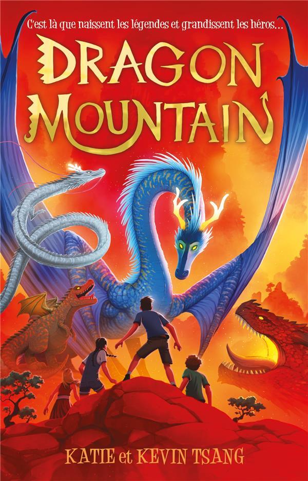 Dragon mountain t.1