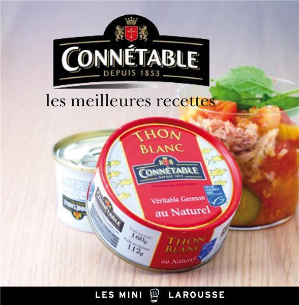 thon Connétable ; les meilleures recettes